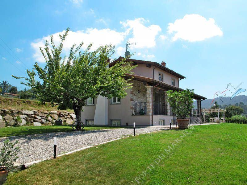 Villa Sorriso : Vista esterna
