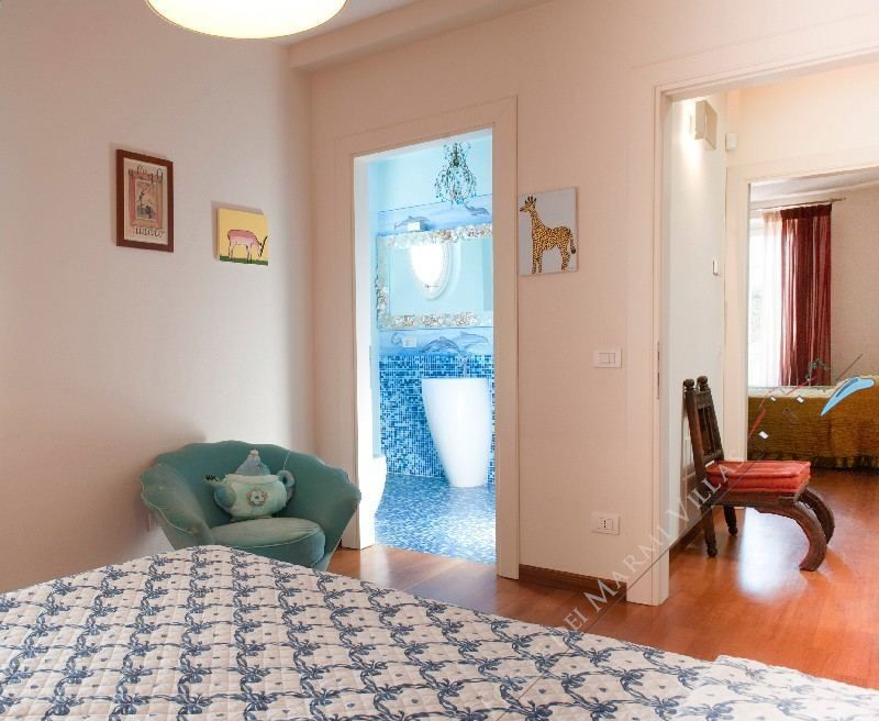 Villa Belfiore  : Camera matrimoniale