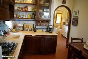 Villa Luna  : Kitchen
