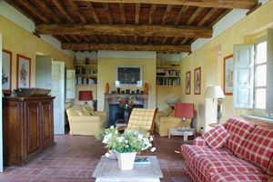 Villa  Golf  Versilia  : Living room