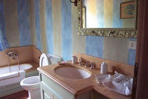 Villa  Golf  Versilia  : Bathroom with shower