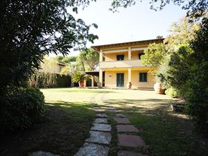 Villa Solare: Detached villa Forte dei Marmi