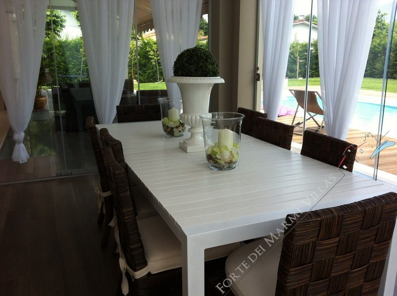 Villa Quality House : Vista interna