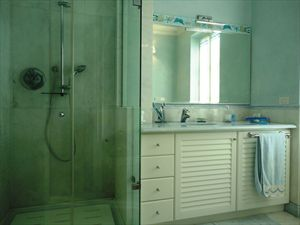 Villetta Emilia : Bathroom with shower