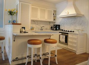 Villetta Emilia : Kitchen