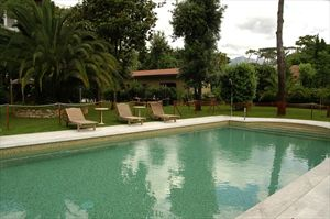 Villa Rubino   : Бассейн