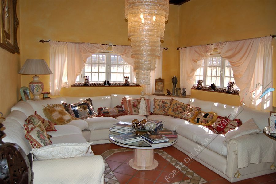 Villa   Mimosa  : Inside view