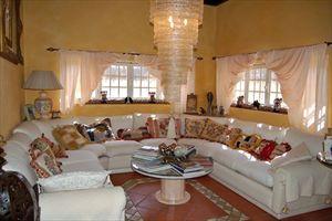 Villa   Mimosa  : Vista interna