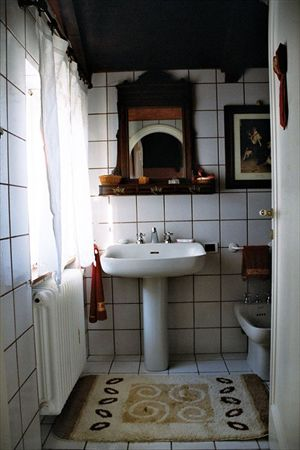 Villa   Mimosa  : Bathroom with shower