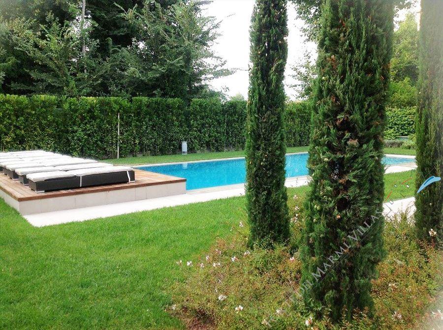 Villa Monet : Piscina