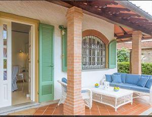 Villa Tiffany : Veranda