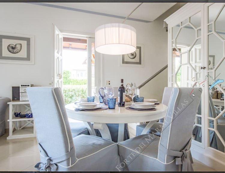 Villa Tiffany : Dining room