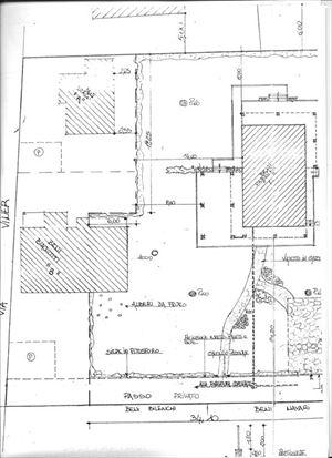 Villa Edhil : Planimetria