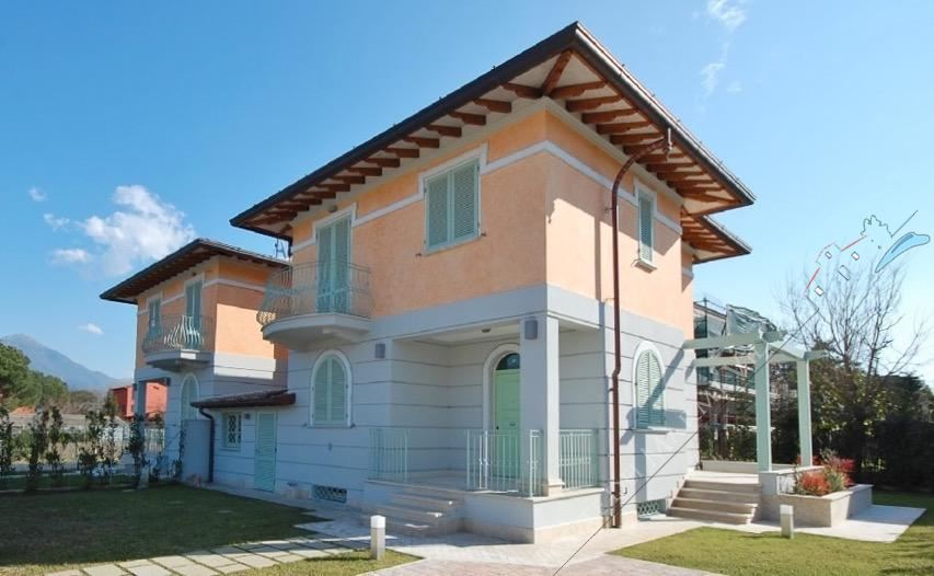 Villa Genziana - Semi detached villa For Sale Marina di Pietrasanta