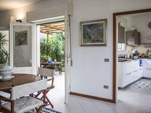 Villa La Riva : Vista interna