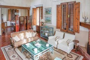 Villa Hermitage : Гостиная