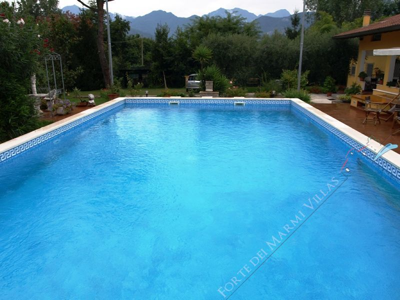 Villa del Duca : Swimming pool