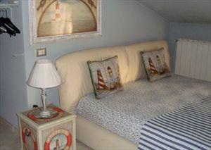 Villa Mareblu : Спальня
