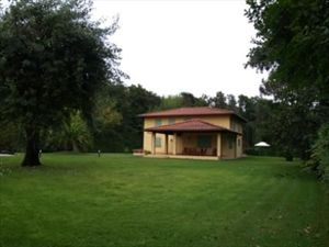 Villa Versiliana  : Outside view