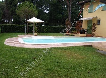 Villa Versiliana  villa singola affitto Forte dei Marmi