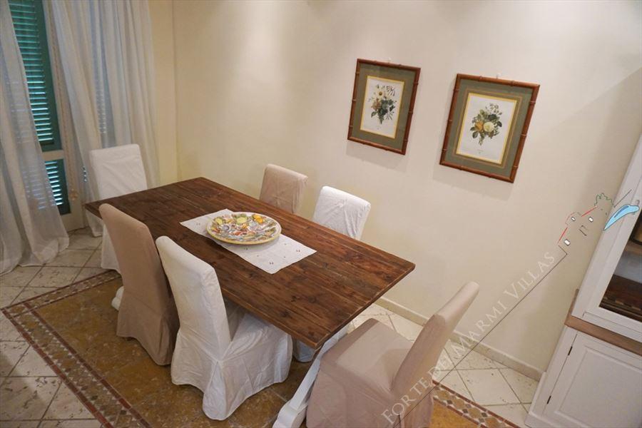 Villa  Amarcord : Sala da pranzo