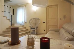 Villa  Amarcord : Гостиная