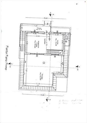 Villa Botero : планиметрия