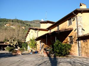 Villa  al Sole : Outside view