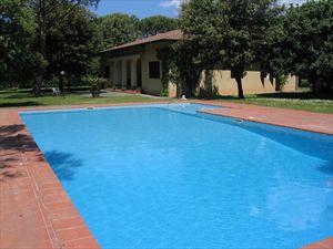 Villa Libeccio  : Outside view