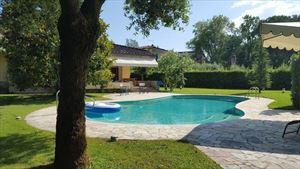 Villa dei Barberi: Detached villa Forte dei Marmi