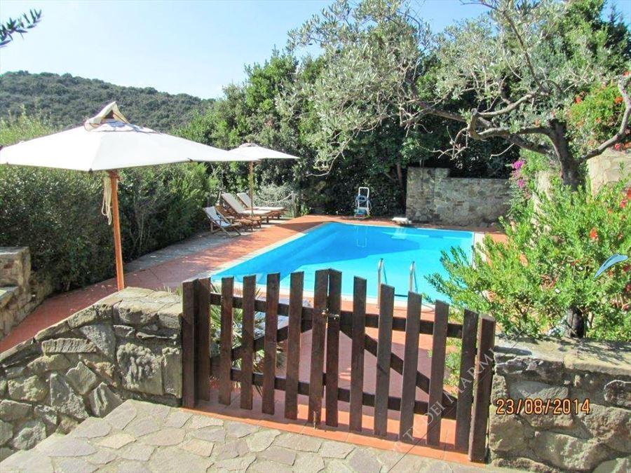 Villa Maremma : Swimming pool