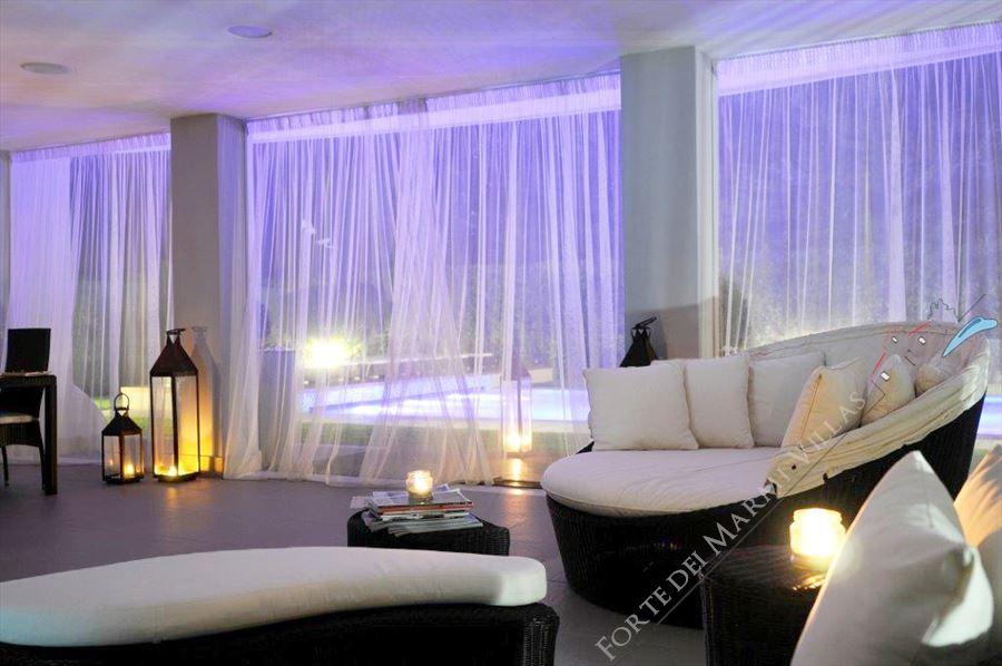 Villa Monet : Inside view