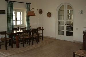 Villa Libeccio  : Зона отдыха