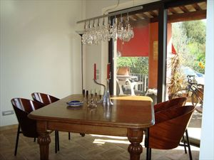 Villa Marcello : Dining room