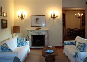 Villa  Mazzini  : Living room