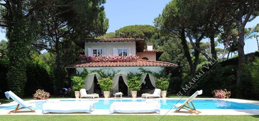 Villa Sirena - Detached villa Forte dei Marmi