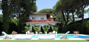 Villa Sirena : Вид снаружи