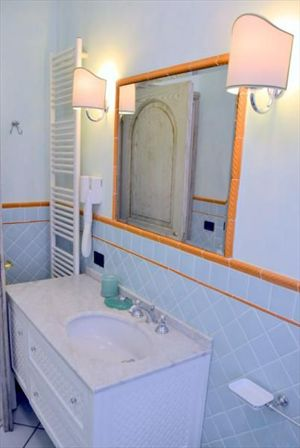Appartamento Star : Bathroom with tube