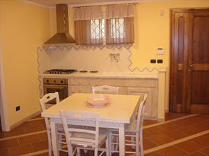 Villa Serenata  : Kitchen
