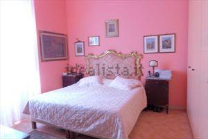 villa  Pontile  : спальня с двуспальной кроватью