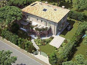Villa Luxe 2 : Detached villa for sale Forte dei Marmi