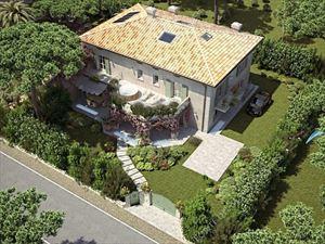 Villa Luxe 2 : Отдельная вилла Форте дей Марми