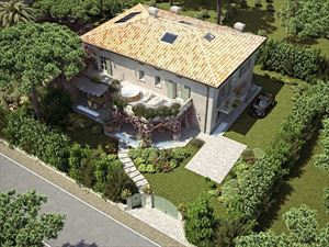 Luxe Villa  2  : detached villa to rent and for sale Centro  Forte dei Marmi