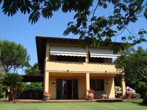 Villa del Sole  - Detached villa Forte dei Marmi