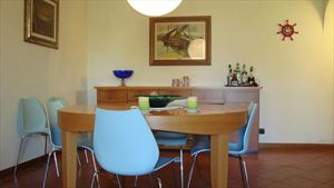 Villa Solare : Завтрак