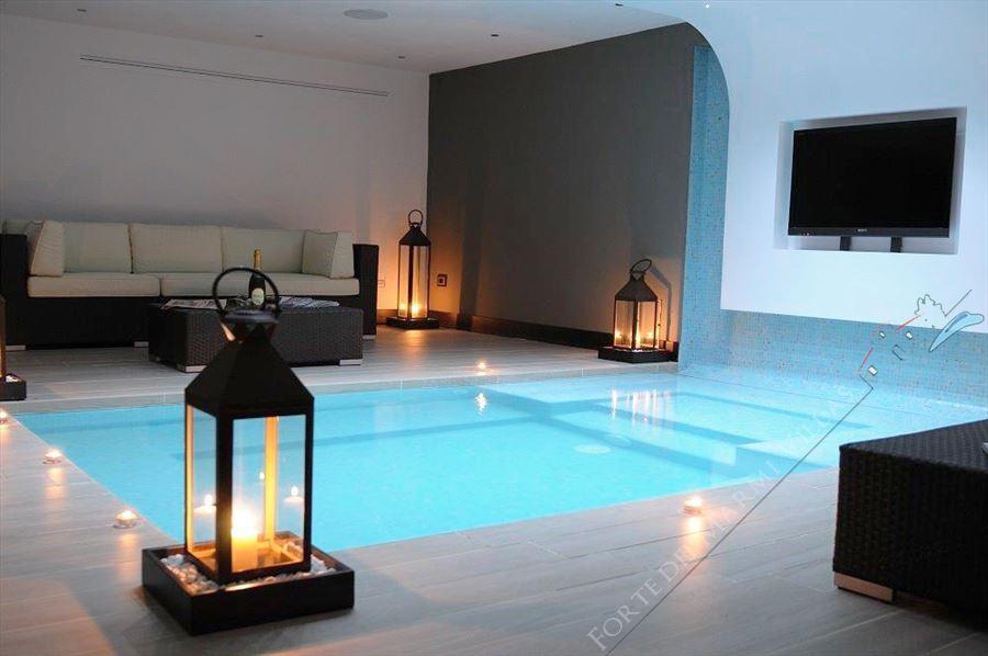 Villa Monet : Piscina riscaldata