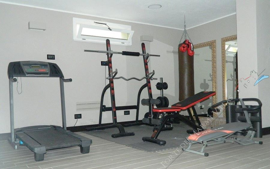 Villa Monet : Gym