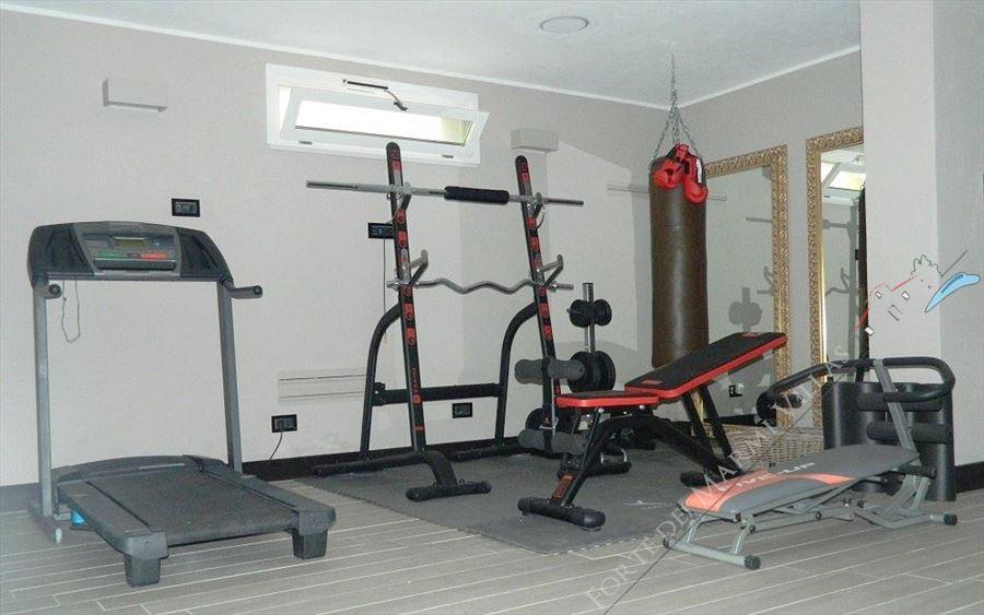 Villa Monet : Gym