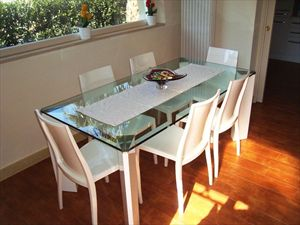 Villa Benedetta : Dining room