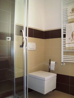 Villa Benedetta : Bathroom with shower